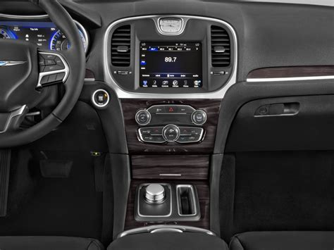 chrysler 300c 2016 interior image 2016 chrysler 300 4 door sedan limited rwd