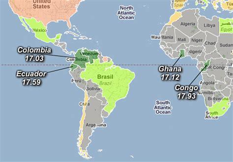 Fotos De Vergas En Ecuador | los ecuatorianos son los latinos con el pene m 225 s grande