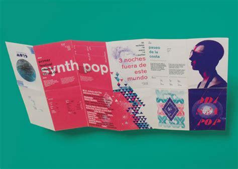 Festival Brochure Design by Brochure Design Inspiration 64 Modern Brochure Exles