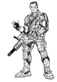 Motorized Heavy Infantry - BattleTechWiki