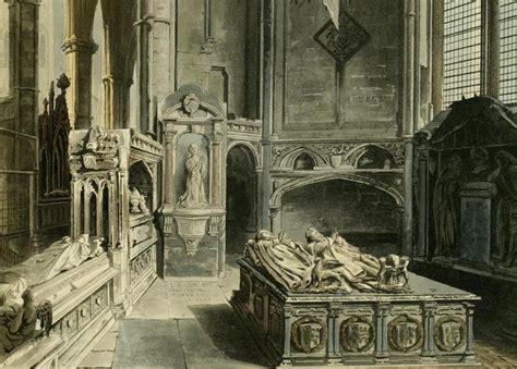 Westminster Abbey Floor Plan by Charles Gerard 1st Earl Of Macclesfield