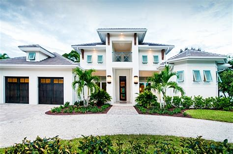 Home Plans Florida by Best Florida Style Home Ap83l 16859