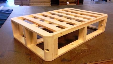 box bed frame sturdy bed frame delivered to your door in a box