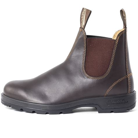 mens brown chelsea boots uk blundstone 550 mens chelsea boots