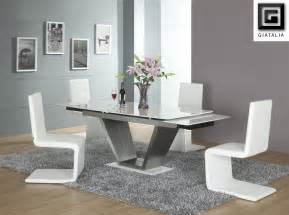 modern white dining room sets black gloss extending dining table images black gloss extending dining table images black