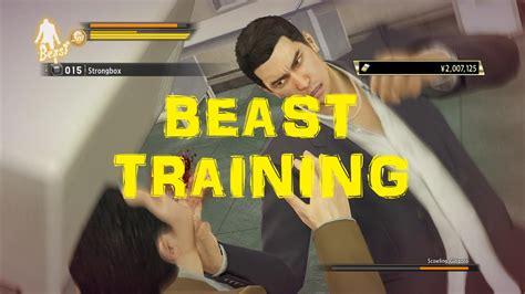 pier yakuza 0 yakuza 0 beast style training and debt collections