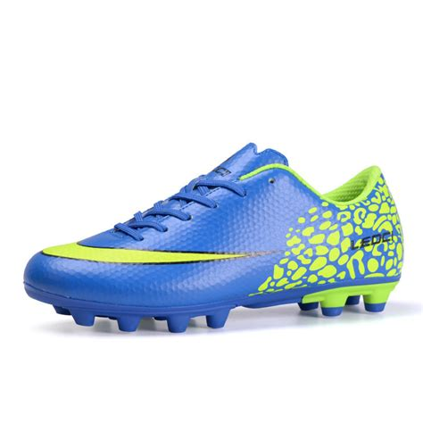 football spikes shoes mens sport soccer shoes outdoor spikes fg football