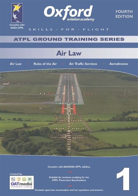 Oxford Mba Profile Book by Jaa Atpl Book 01 Air