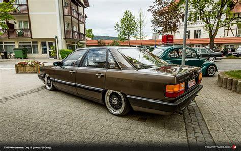 Tieferlegung Polski by Zobacz Wątek Czarne Cygaro Audi 100 C3 2 3e Audi