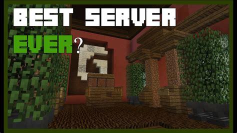 best survival servers minecraft best new survival server minecraft
