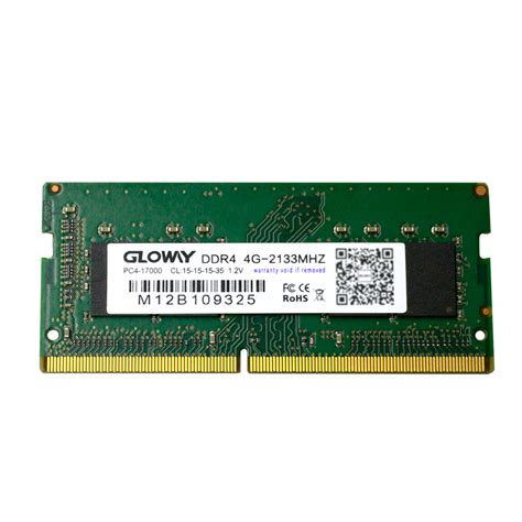 Memory Laptop 4 Giga aliexpress buy gloway ddr4 memory for laptop sodimm 4gb 8gb 16gb 2400mhz 2133mhz dimm ram