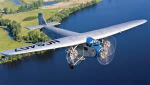 eaa s ford tri motor flying after major overhaul eaa