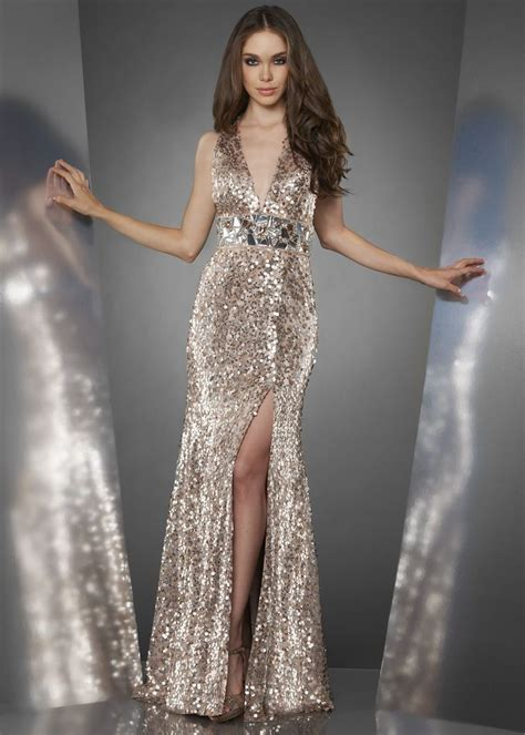 Metallic Dresses by 17 Best Images About Metallic Dresses On Gold