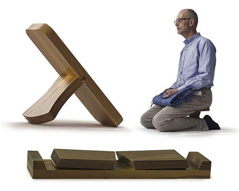 meditation stools solid wood bed company