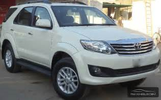 Www Toyota Fortuner 2013 Toyota Fortuner 2 7 Vvti 2013 For Sale In Lahore Pakwheels