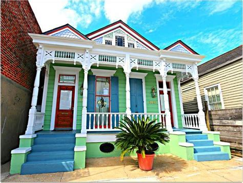 new orleans colorful houses 217 best new orleans row house images on pinterest