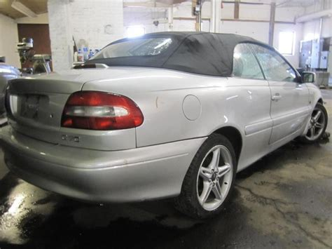 volvo c70 parts parting out 2000 volvo c70 stock 120450 tom s