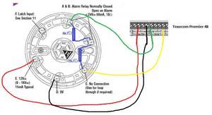 Where To Place A Smoke Detector In A Bedroom Premier 48 Amp Exodus Fire Detector Diy Installers