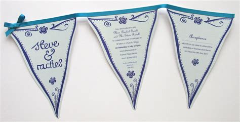 just married bunting template pinkshoesart bunting style wedding invitation