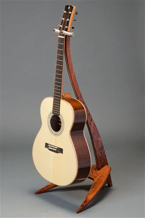 Free Woodworking Plans Guitar Stand