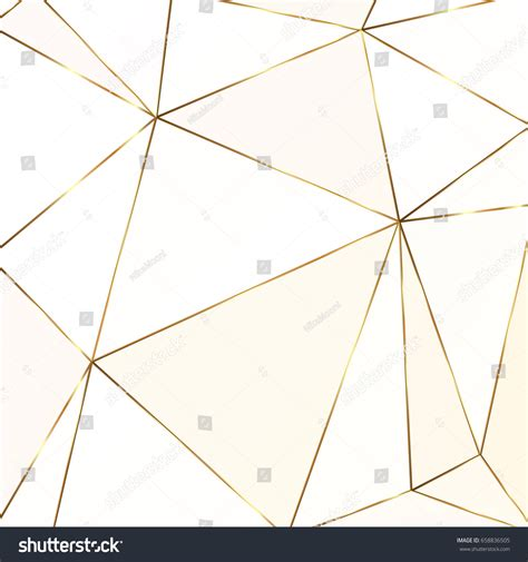 Geometric Patterns Card Template by Gold Glitter Triangles Geometric Shapes Golden Stock