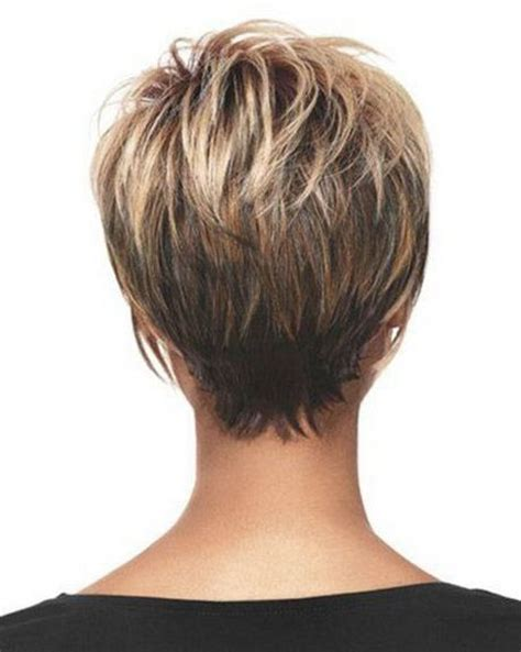 shorter hair in the back in yhe back longer on the front pics 17 best ideas about medium short haircuts on pinterest