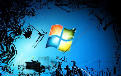wallpaper graffiti windows 7 tlcharger fond d ecran cratif graffiti logo salut tech