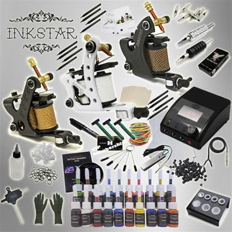 tattoo gun kits for sale kit inkstar apprentice c kit truecolor 20 set
