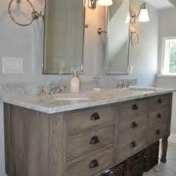 distressed wood countertops design ideas