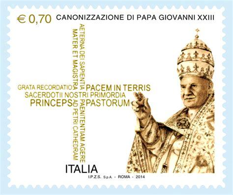 poste italiane spa sede legale due papi l omaggio di poste italiane photogallery