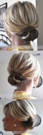 diy hairstyle chic up do for hair step by step tutorial looks for hair