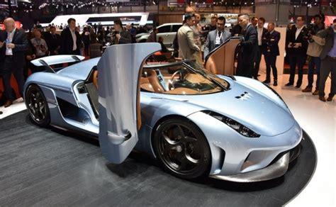 Christian Koenigsegg Net Worth The 2016 Koenigsegg Regera 1 9 Million Will Buy You The