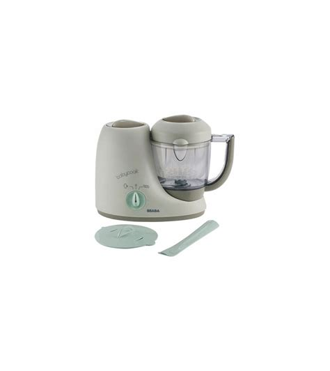 Blender Baby Cook Beaba Babycook 4 In 1 Food Prep Blender Latte Mint