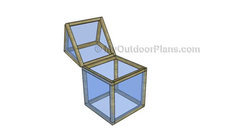 10 Free Greenhouse Plans Free Garden Plans How To Mini Greenhouse Plans Free