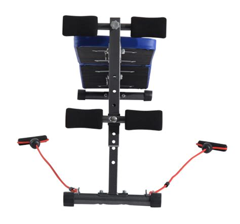 resistance band bench folding adjustable sit up weight bench ab decline fitness