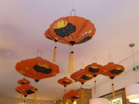 deko decke orchidea huong deko an der decke picture of restaurant