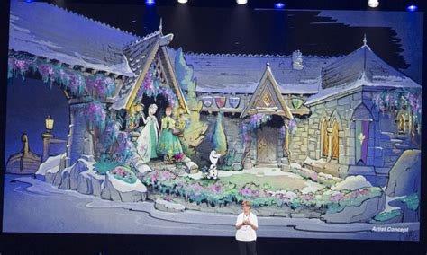 concept design norge new concept art from epcot s frozen attraction in norway