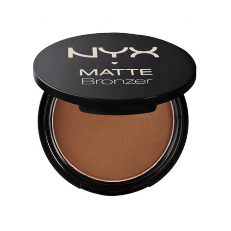 Nyx Matte Bronzer nyx matte bronzer medium
