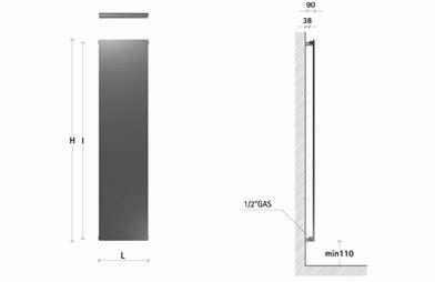 radiateur electrique vertical design 1444 radiateur electrique decoratif design single vertical