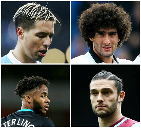 league hairstyle best premier league hairstyle 2015 16