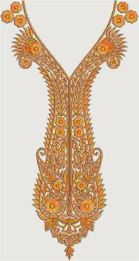 embdesigntube latest a z neck embroidery designs 554 best embroidery neck designs images on pinterest