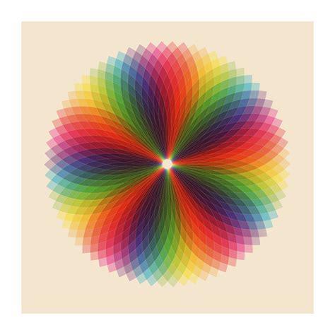 Unique Gifts Home Decor by Simoncpage Colour Wheel