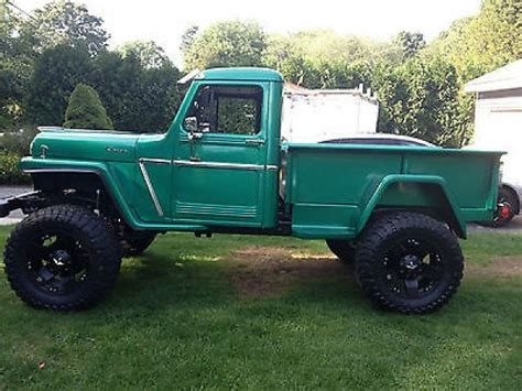 Truck Or Jeep Willys Jeep Truck 1955 Jeep Jeep
