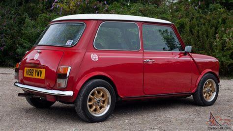 Mini Cooper 1990 by 1990 Rover Mini Cooper Rsp Edition No Reserve