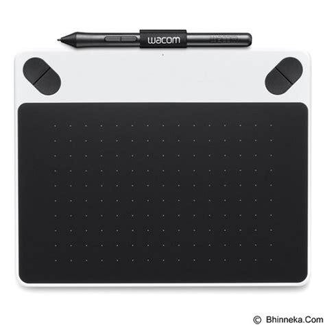 Pen Tablet Wacom Murah jual wacom intuos draw ctl490wo white murah bhinneka