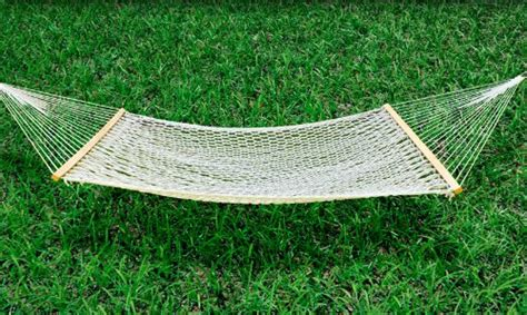 Best Patio Hammock Best Choice Products Hammock 59 Quot Cotton Wide Solid