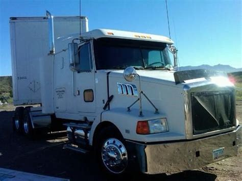 find   volvo semi truck sleeper pto wet kit chrome white gmc spd transmission motorcycle
