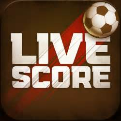 View app screenshots livescore football results