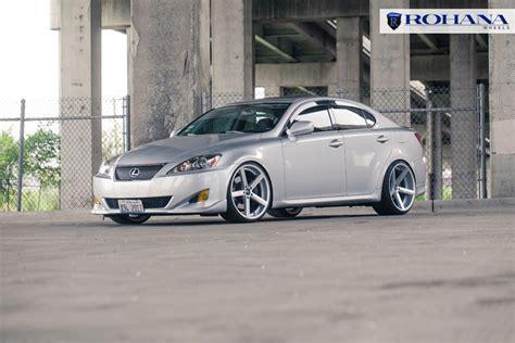 22 inch concave wheels for lexus 19 quot rohana rc22 silver concave wheels rims fits lexus