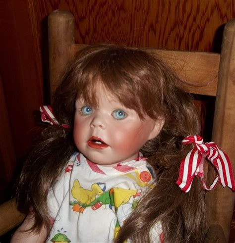 haunted doll pupa tabatha the terror doll sets emf detector creepbay